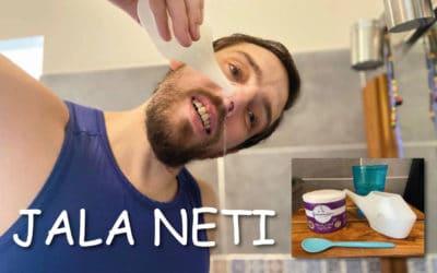 Jala Neti – Nettoyage yogique du nez à l'eau
